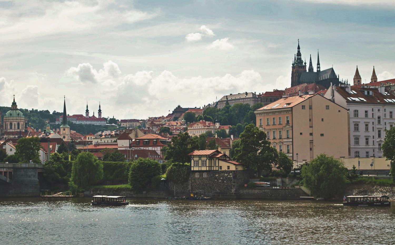 Prague by Christina Guan