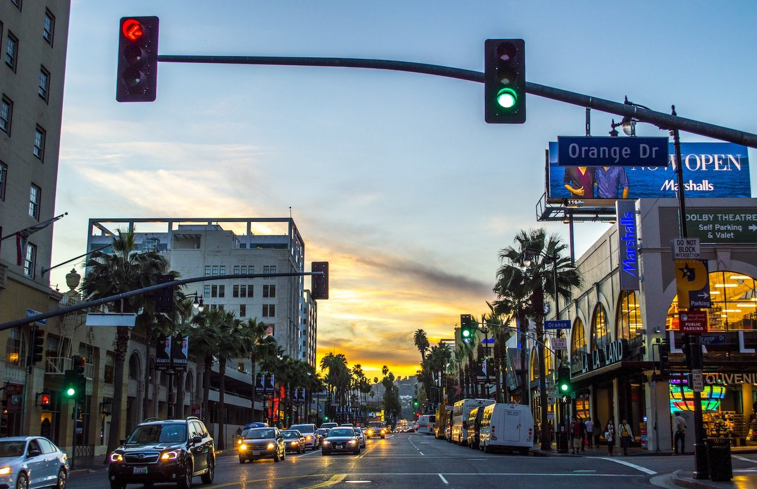 Beautiful must sees in los angeles for Must sees in los angeles