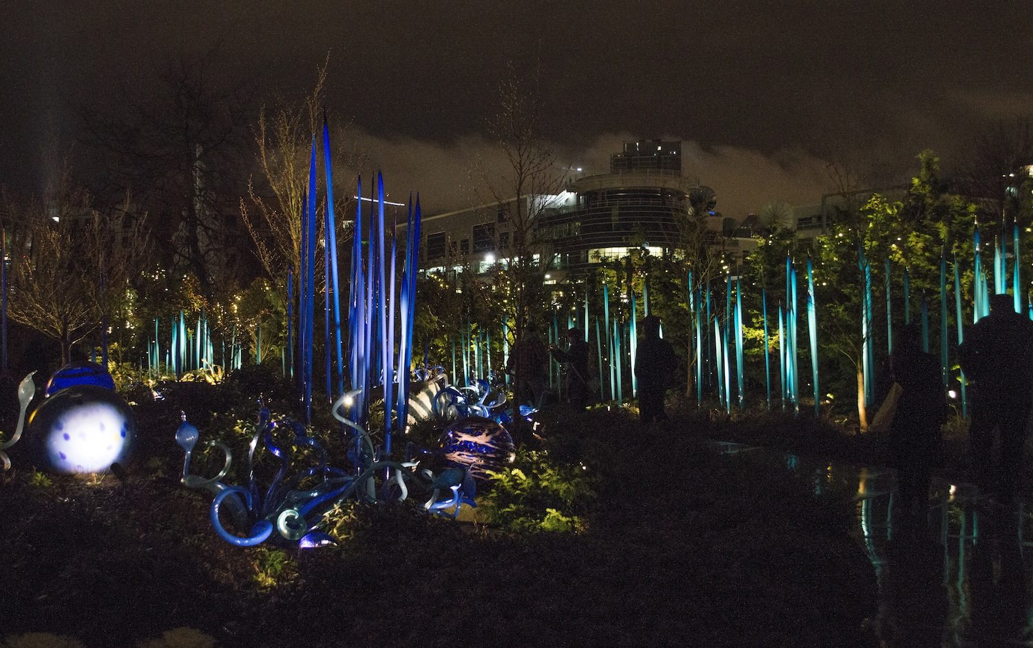 Chihuly Garden and Glass by Christina Guan