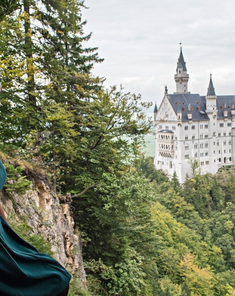 Neuschwanstein Castle by Christina Guan