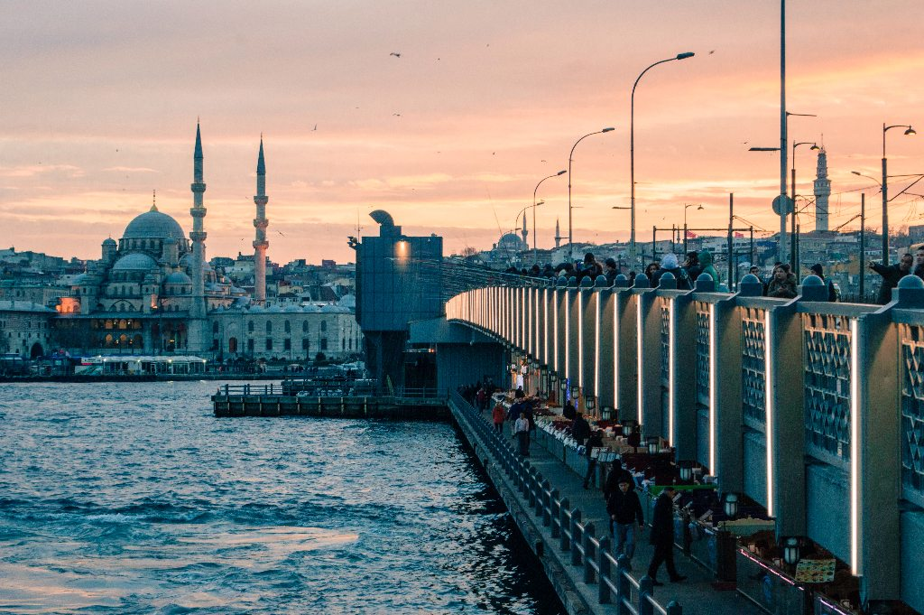 Solo travel in Istanbul - a photo diary ft. what to do with 4 days in Istanbul, Turkey.