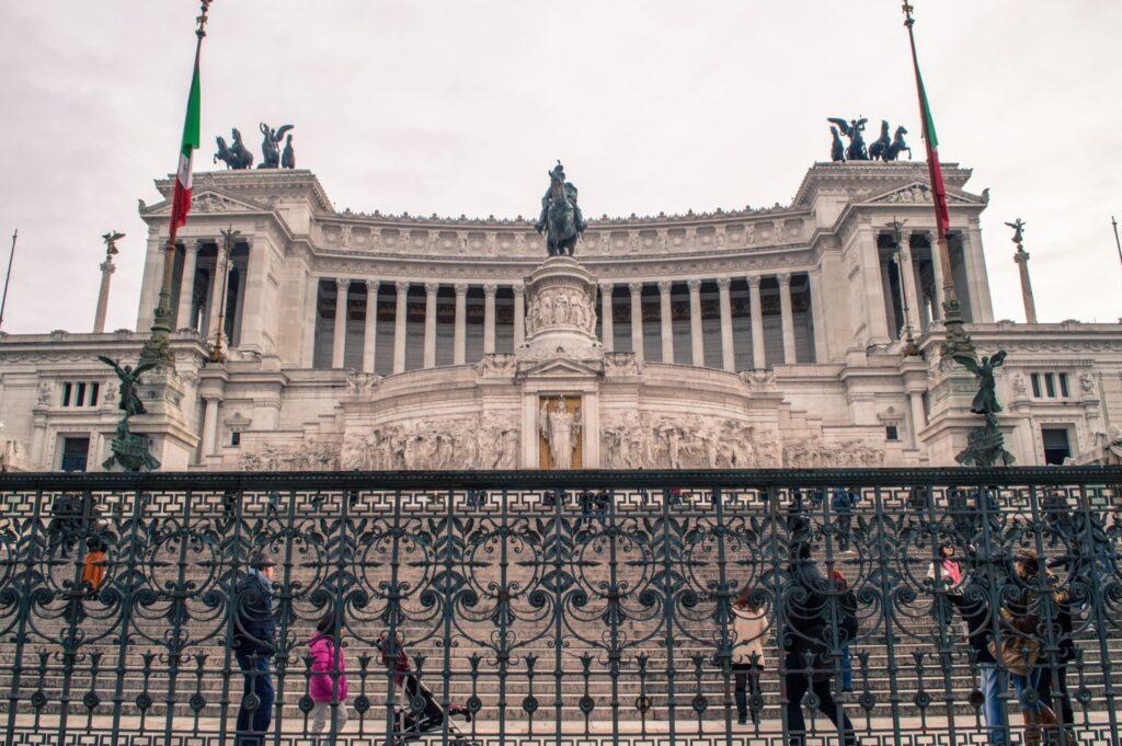 The Vittoriano