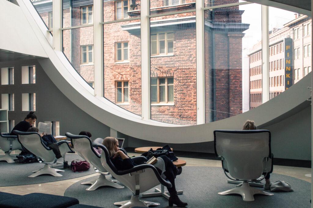 Helsinki University Main Library