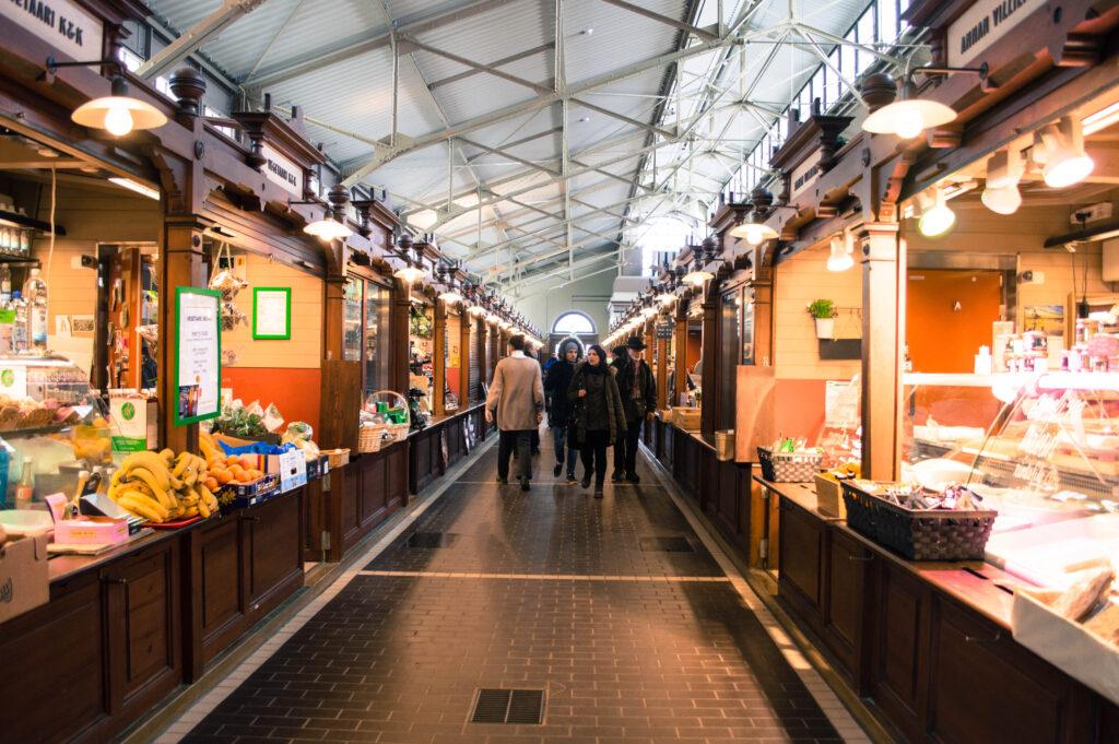 Hakaniemi Market Hall, Helsinki