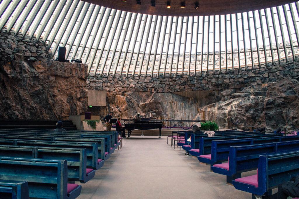 Rock Church, Helsinki