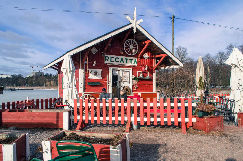 Cafe Ragatta, Helsinki