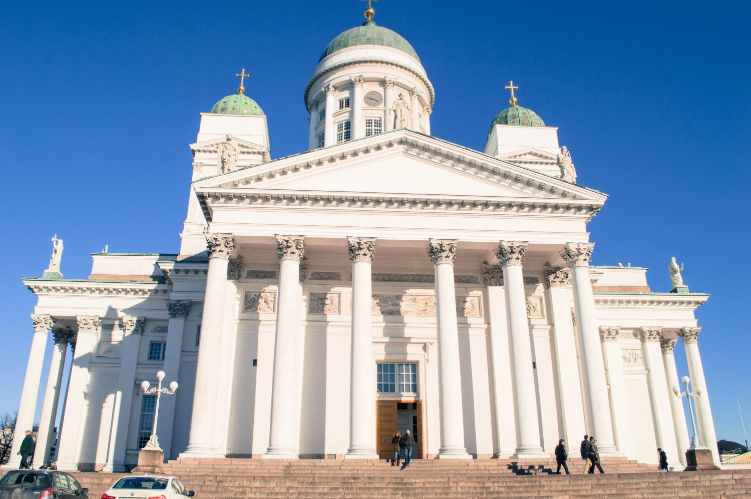 Helsinki Cathedral by Christina Guan