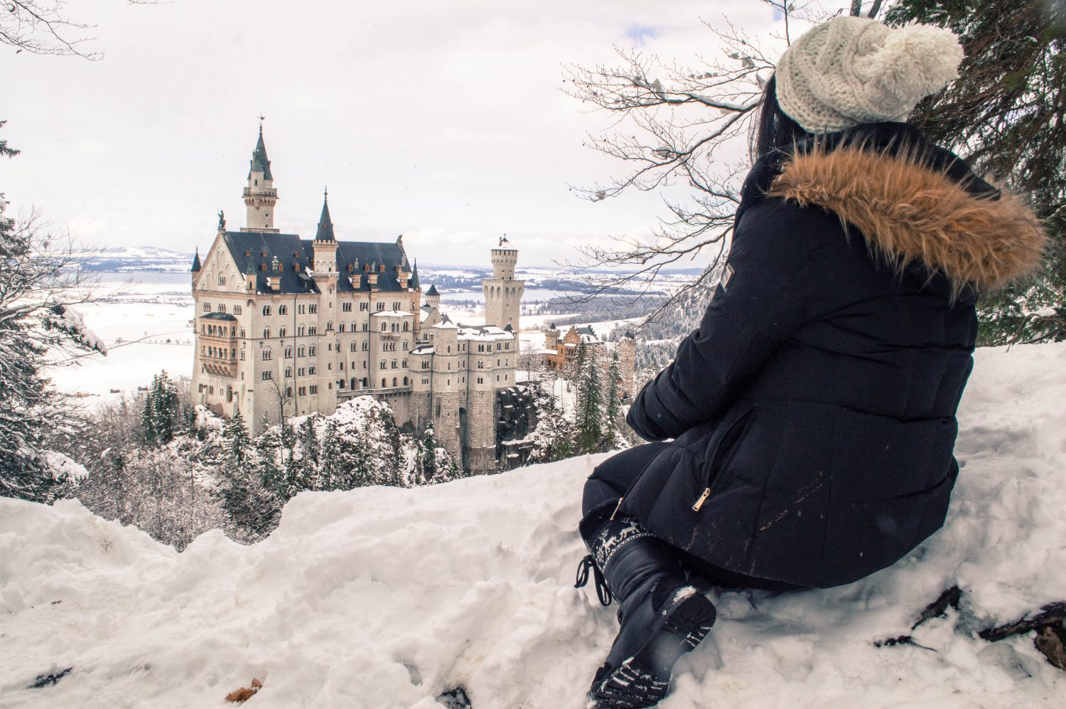 Travelling Europe In Winter Female Winter Packing List For Europe