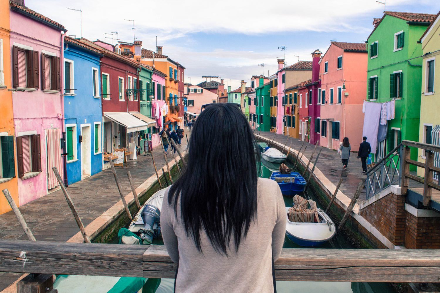 How To Visit Burano The World S Most Colourful Town