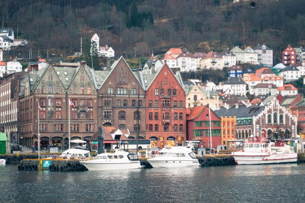 Bergen, Norway by Christina Guan