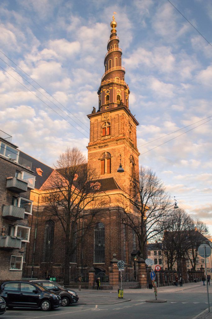 Church of our Saviour, Copenhagen