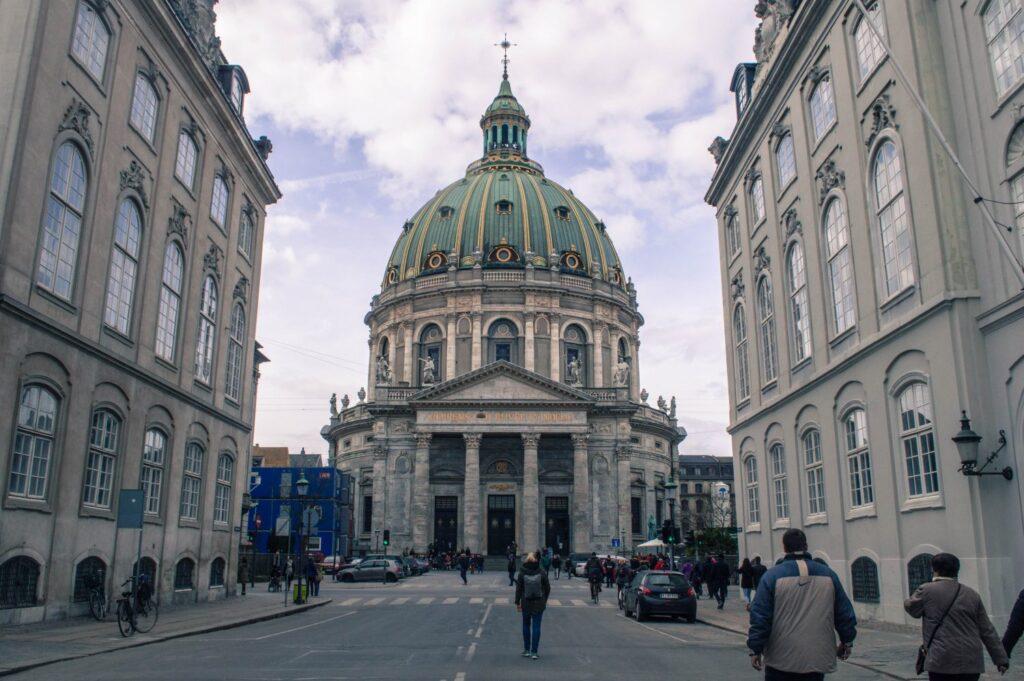 Frederik's Church, Copenhagen