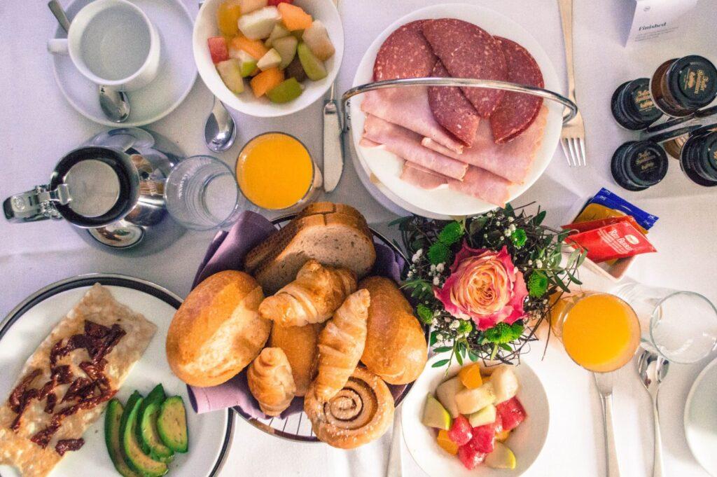 Sheraton Essen Breakfast