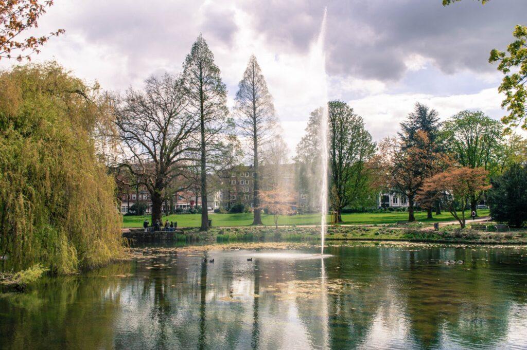 Stadtpark, Essen