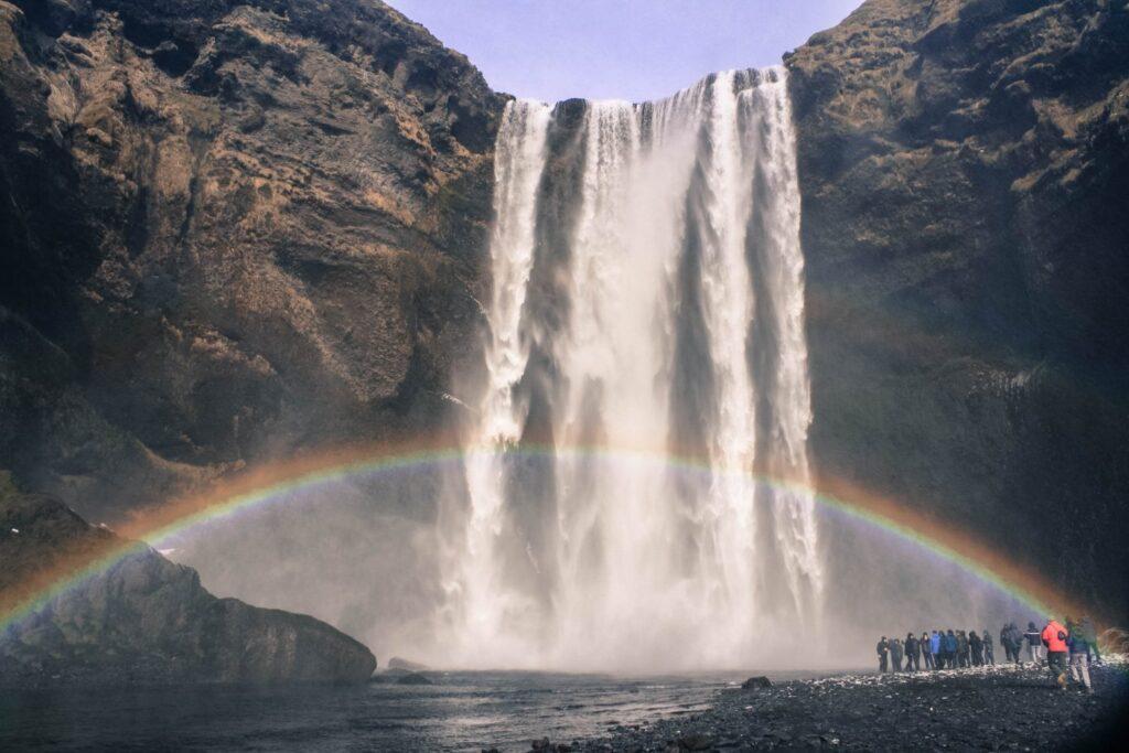 Iceland Road Trip - Skogafoss, Iceland