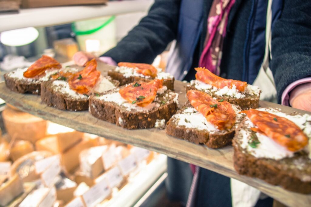 Fabulous Food Trails Dublin