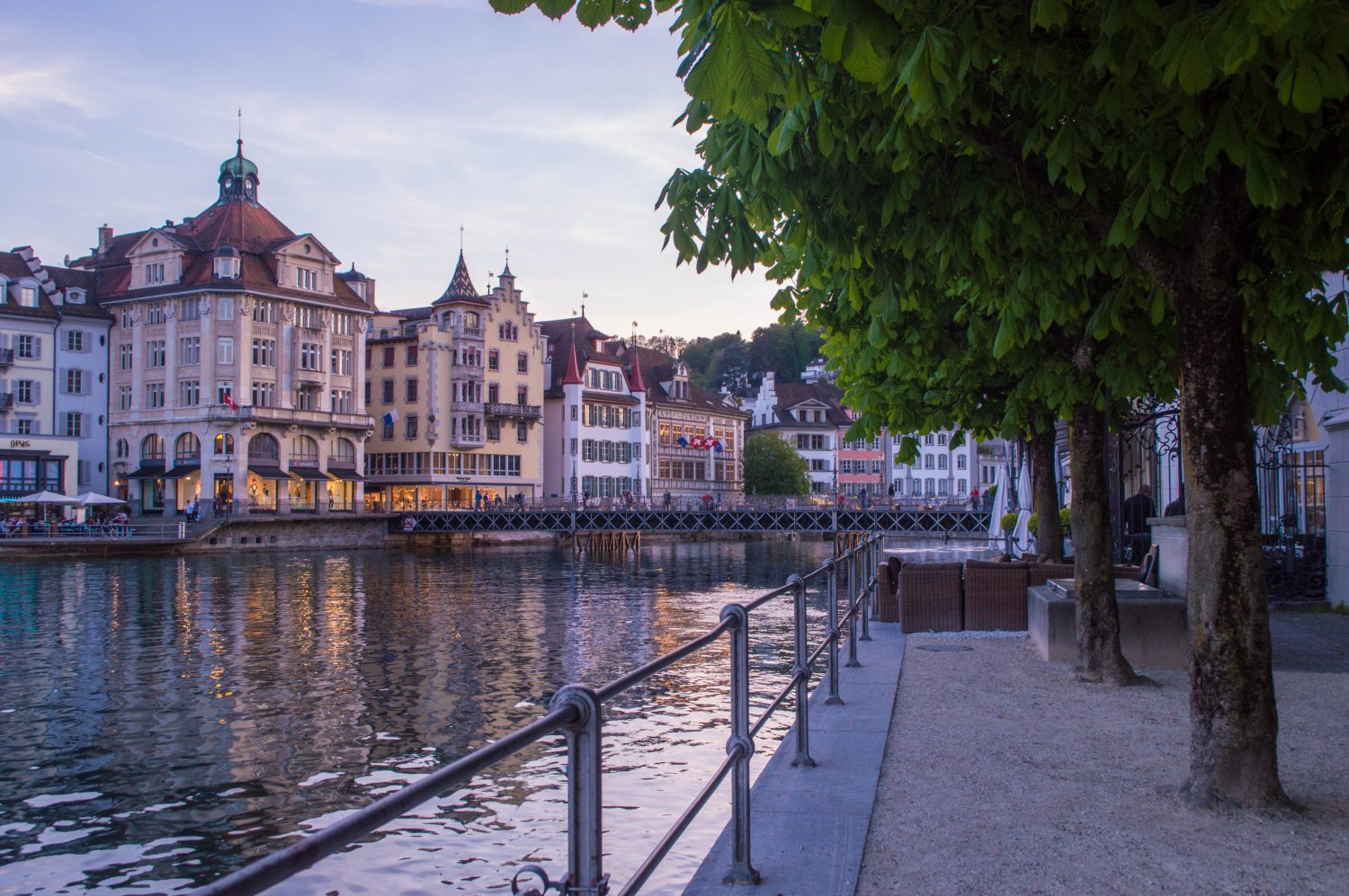 Lucerne (Switzerland). Lucerne - a city and a lake in Switzerland 40