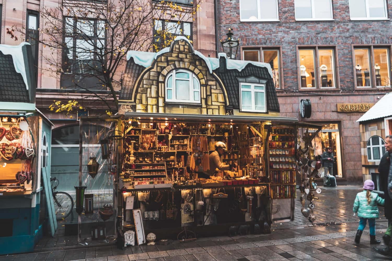 Altstadt Markt in Dusseldorf