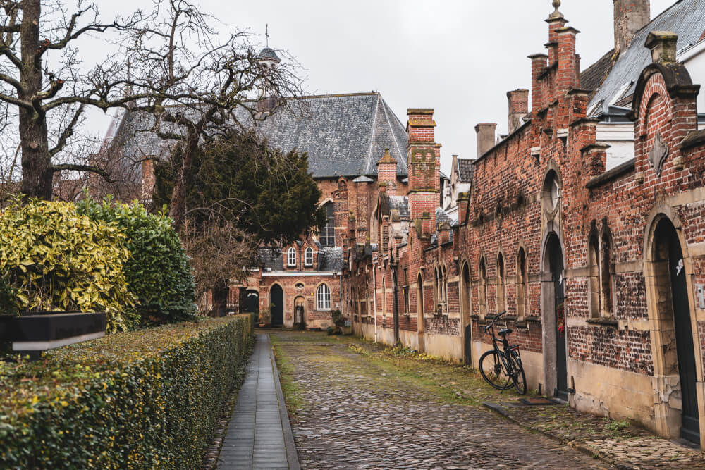 Beguinage in Antwerp