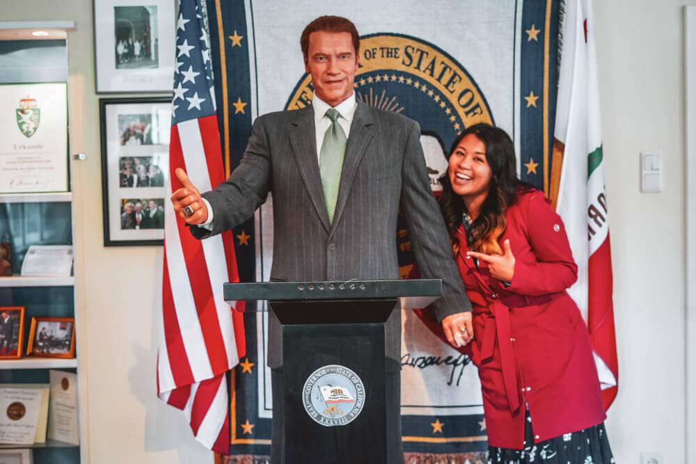 Arnold Schwarzenegger Museum in Graz, Austria