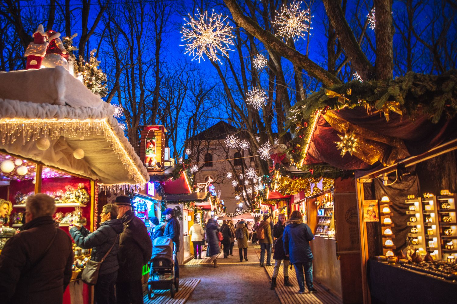 Christmas In Switzerland.The Best Switzerland Christmas Markets To Visit In 2019 A