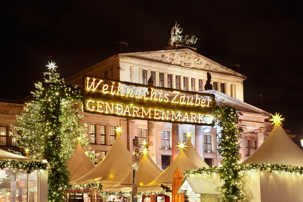 Berlin Christmas Market, one of the best Christmas markets in Germany