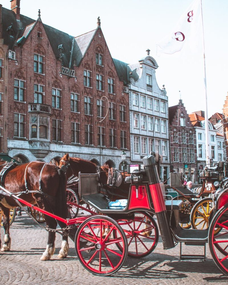 Bruges in 48 Hours itinerary. Amazing post with suggestions on what to do in Bruges with two days. #Bruges #Belgium #Travel