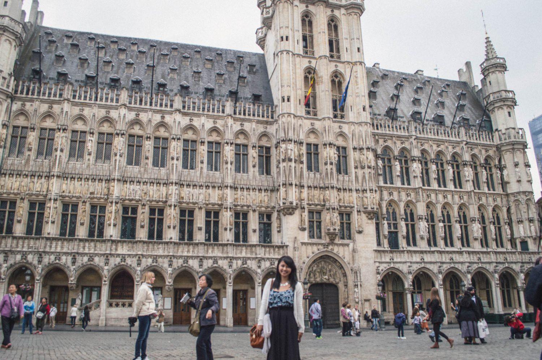 Brussels hook up