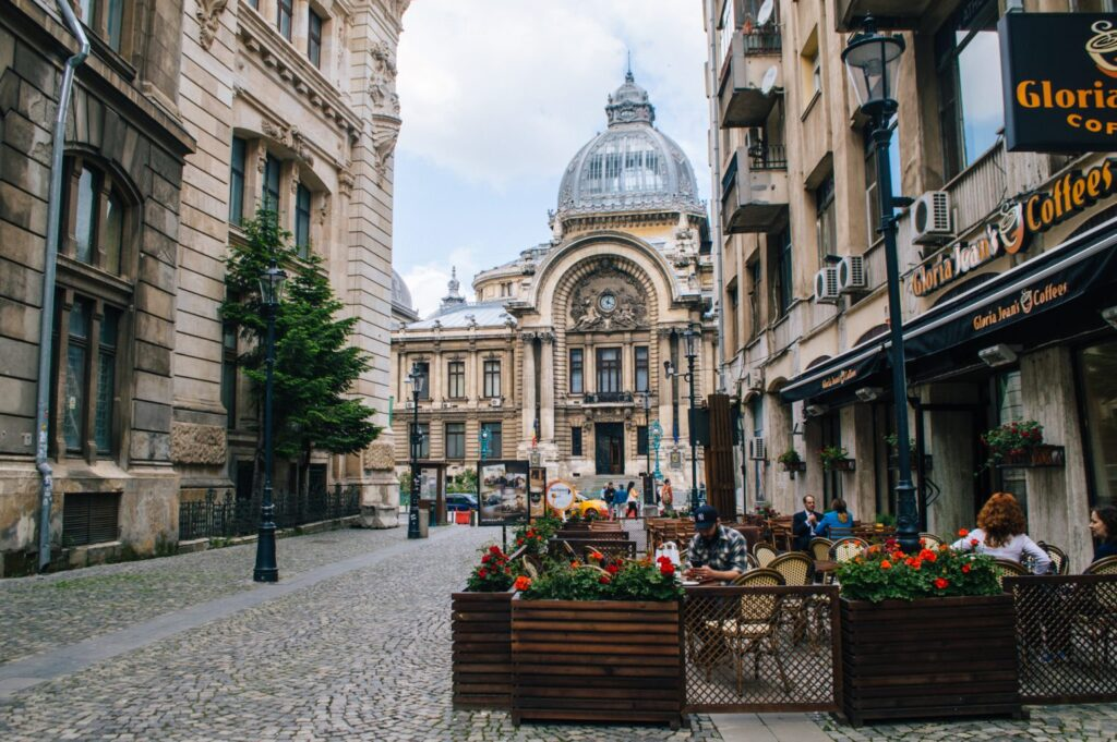 Itinerary and travel inspiration for Bucharest, Romania, one of the most underrated cities in Europe! Check out this post on inspiration for things to do in Bucharest and to get a quick guide to the city.