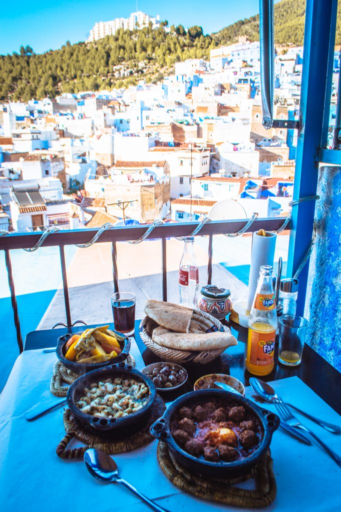 Easy and no BS guide on how to get from Fes to Chefchaouen in Morocco. Curious about how to see the Blue City for yourself? This guide should definitely help! #Morocco #Travel #Fes #Chefchaouen