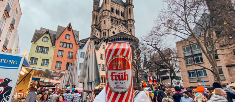 An Insider's Guide to Cologne Carnival, One of the Craziest Parties in Europe!