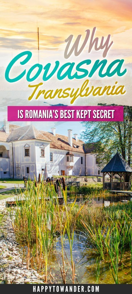 Covasna County, Romania is an amazingly underrated travel destination! Check out this post to see amazing things to do in Covasna, Transylvania, Romania. #Romania #Transylvania #Covasna