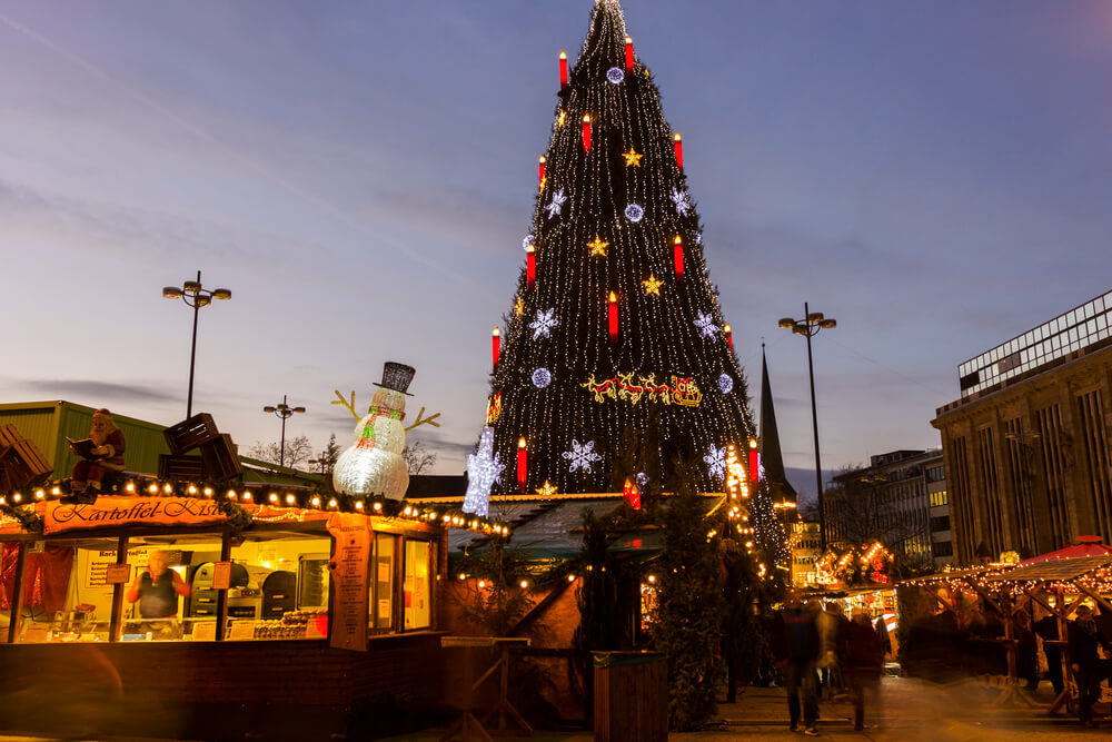 Dortmund Christmas Tree