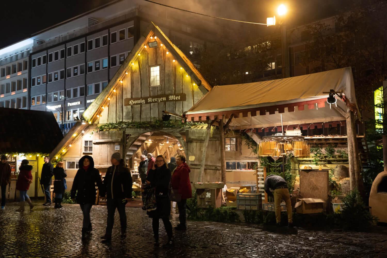Dortmund Christmas Market stall