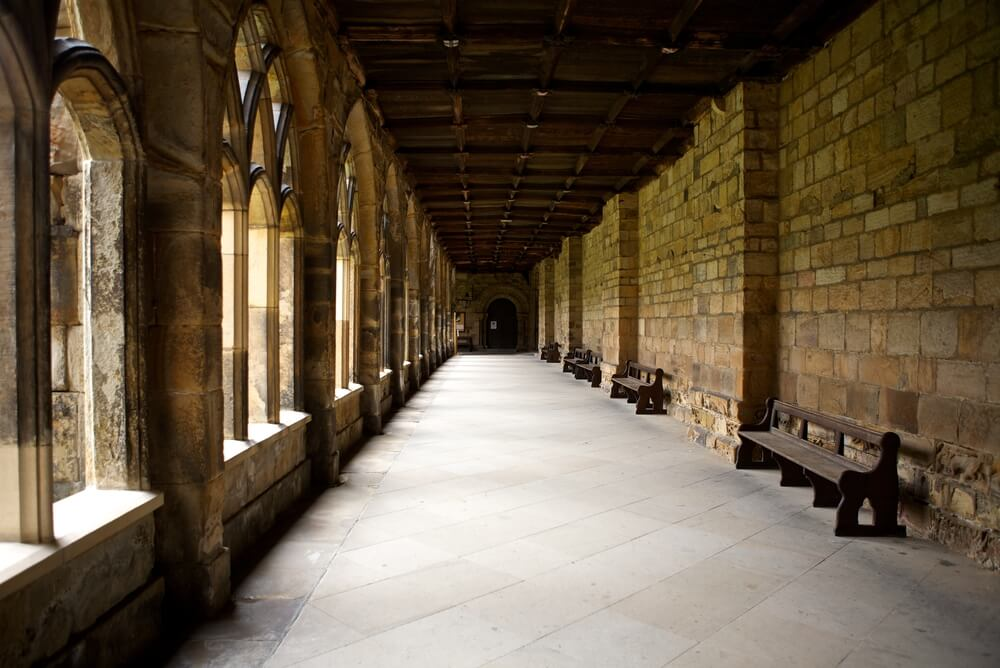 Durham Cathedral in England