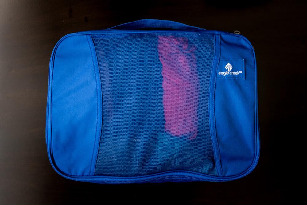 Blue Eagle Creek packing cube