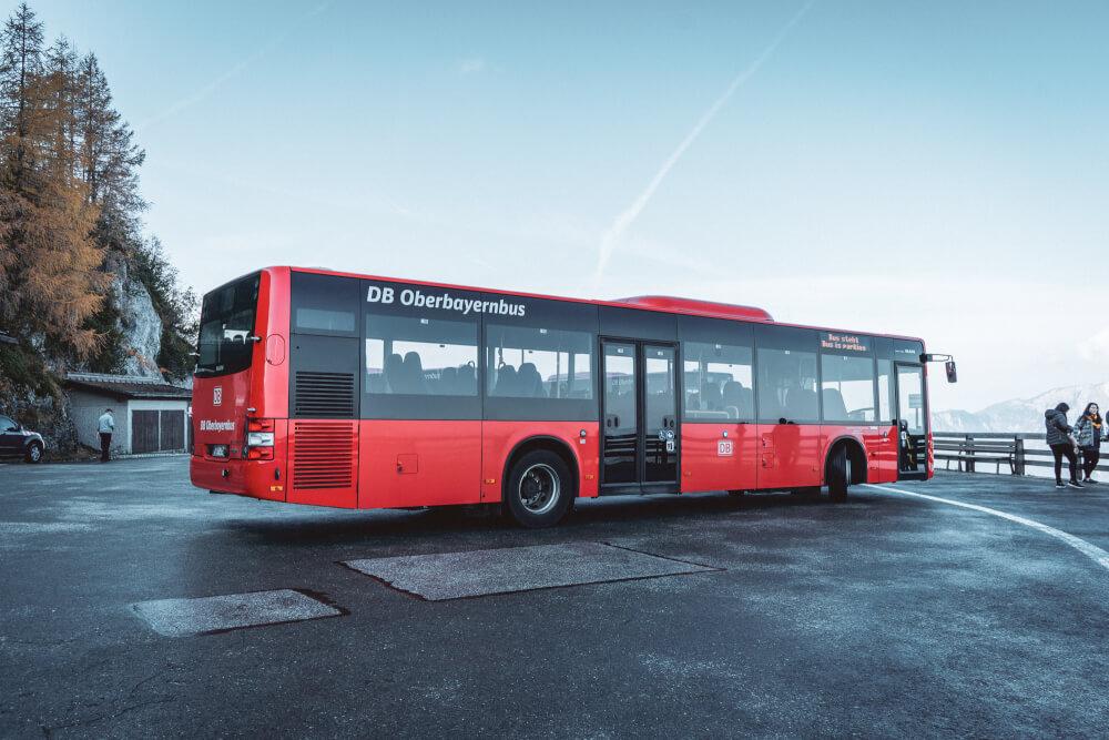 Eagle's Nest bus
