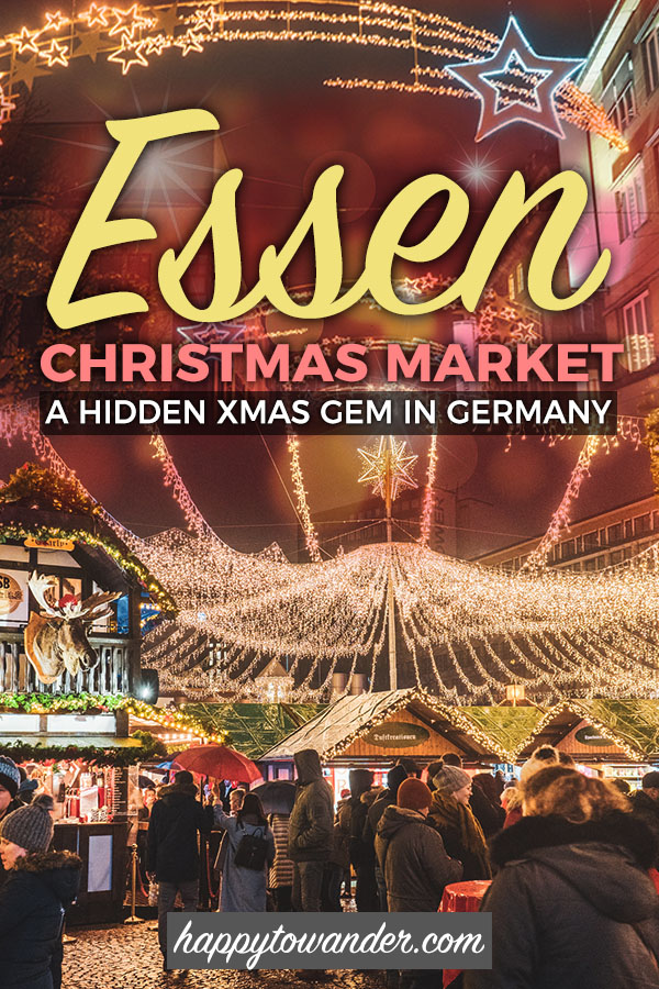 Christmas Markets In Germany 2019.Essen Christmas Market 2019 A Guide To Germany S Most