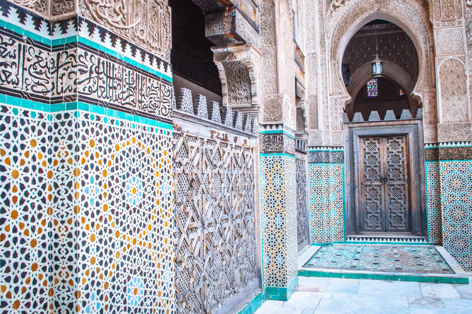 Stunning Morocco pictures that will make you want to book a ticket right away! Morocco travel inspo ft. photos from Marrakech, Fes/Fez, Chefchaouen, Essaouira and more. #Travel #MorcoccoTravel #Fez #Marrakech #Chefchaouen #Essaouira