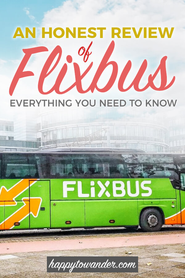 An honest review of Flixbus, the CHEAPEST way to travel around Europe. Flixbus may be an ideal option for budget travellers in Europe and those who want to save money while backpacking, but is it worth the low fares? This honest review spills the beans.