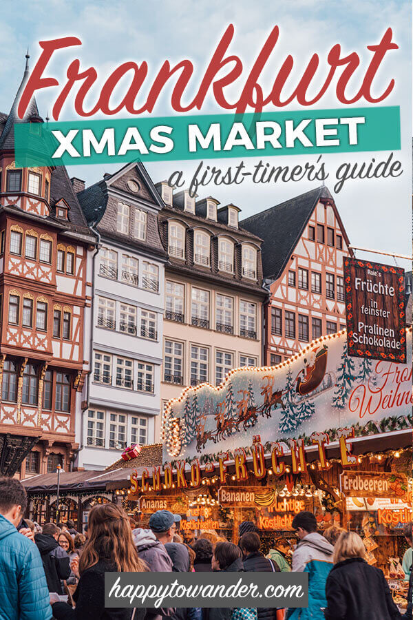 Germany Christmas.Frankfurt Christmas Market 2019 Guide Where To Go What To