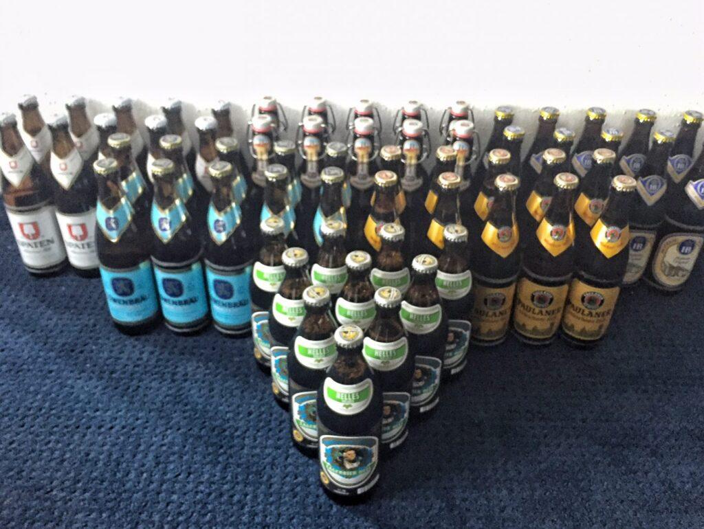 Munich beers