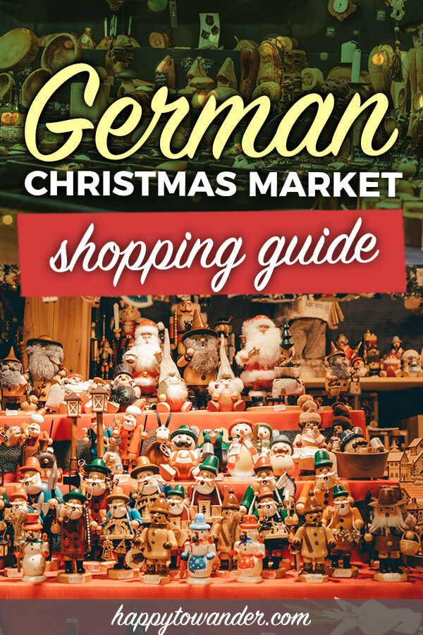 German Christmas Market.What To Buy At German Christmas Markets Shopping Guide For