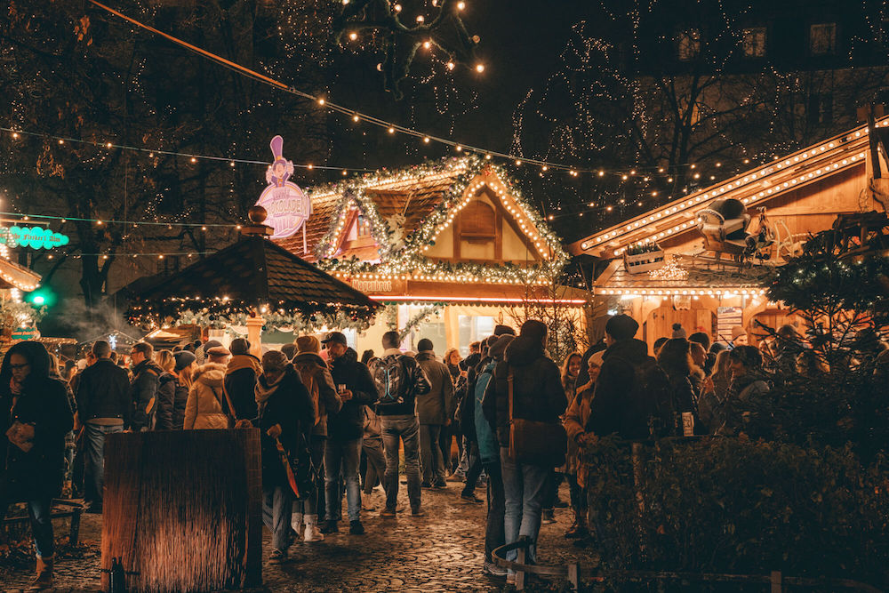 Christmas In Munich Germany.Munich Christmas Markets 2019 Guide Where To Go What To