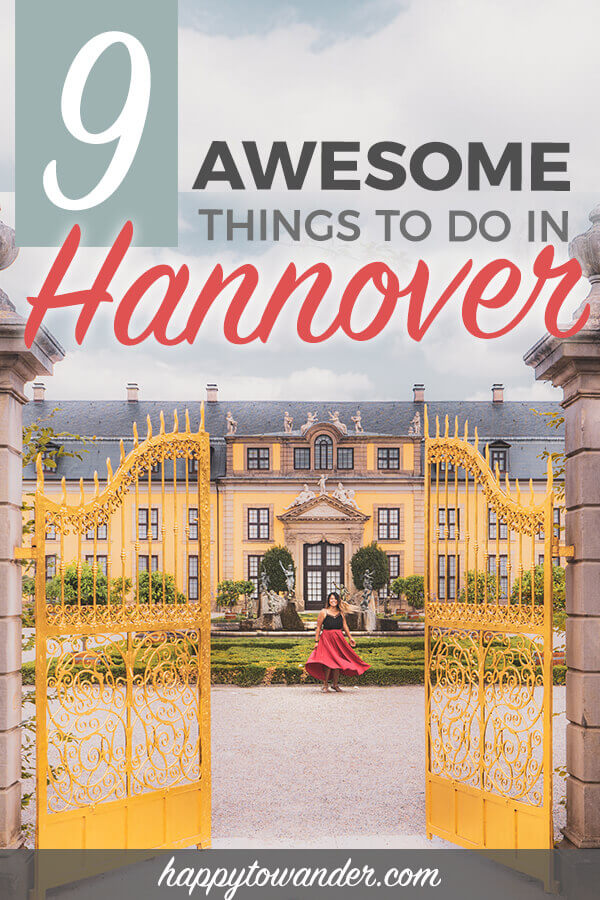 An epic guide for Hannover, Germany. This detailed travel guide is filled with things to do in Hannover, and Hannover travel tips! Don't miss this hidden gem on your next Europe trip. #germany #travel #europe