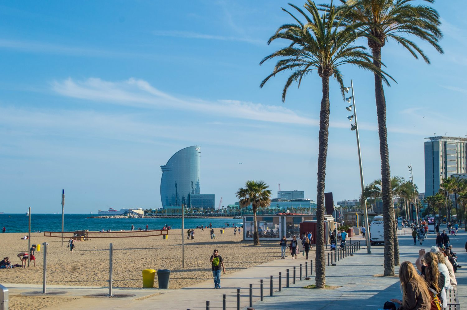 Barcelona is considered one of the most beautiful cities in the world! Click through for big, beautiful photos of this vibrant city, and discover why you need to book a trip to Spain ASAP.