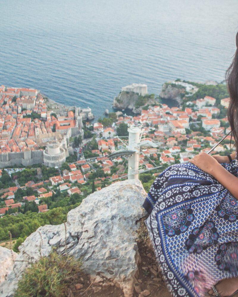 Christina Guan Dubrovnik