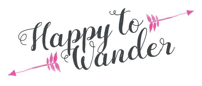 Happy to Wander logo