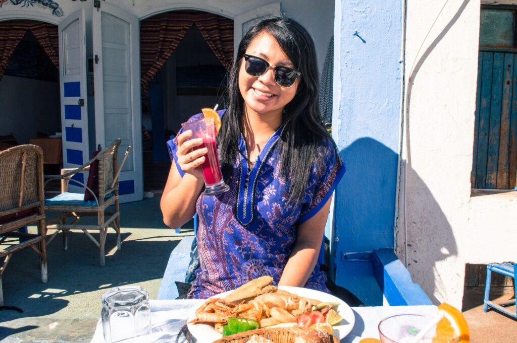 Christina Guan Essaouira
