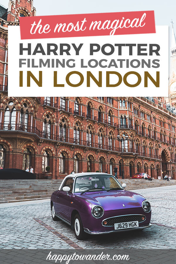 20+ Harry Potter Filming Locations in London 2019: A